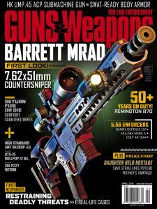 Guns & Weapons for Law Enforcement April 2014