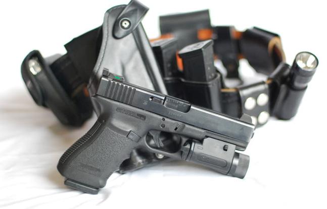Glock Duty Pistol