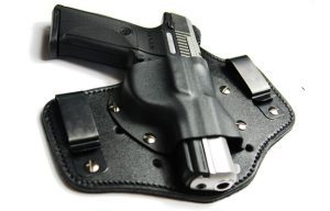 Kinetic Concealment Hybrid Leather Kydex Holsters