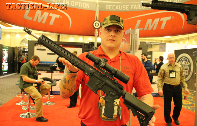 Top 25 AR Rifles for 2014 | LMT SLK8