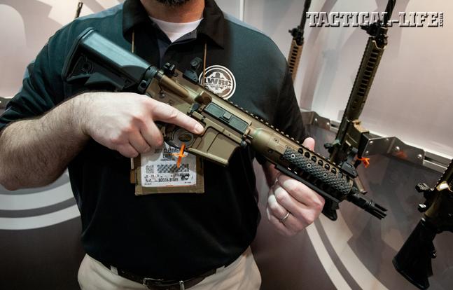 Top 25 AR Rifles for 2014 | LWRCI M6 IC PSD