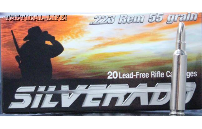 Liberty .223 Silverado Ammo