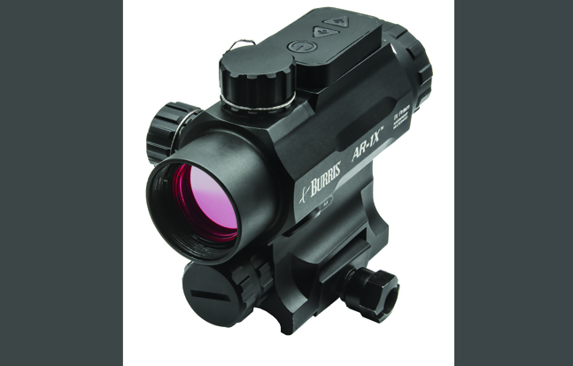 Lights, Lasers & Optics - New for 2014 | Burris AR-1X Prism Sight