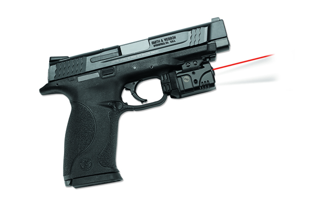 Lights, Lasers & Optics - New for 2014 | Crimson Trace CMR-205 Rail Master Pro