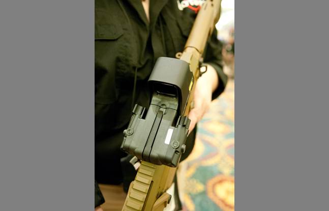 Lights, Lasers & Optics - New for 2014 | EOTech 512LBC