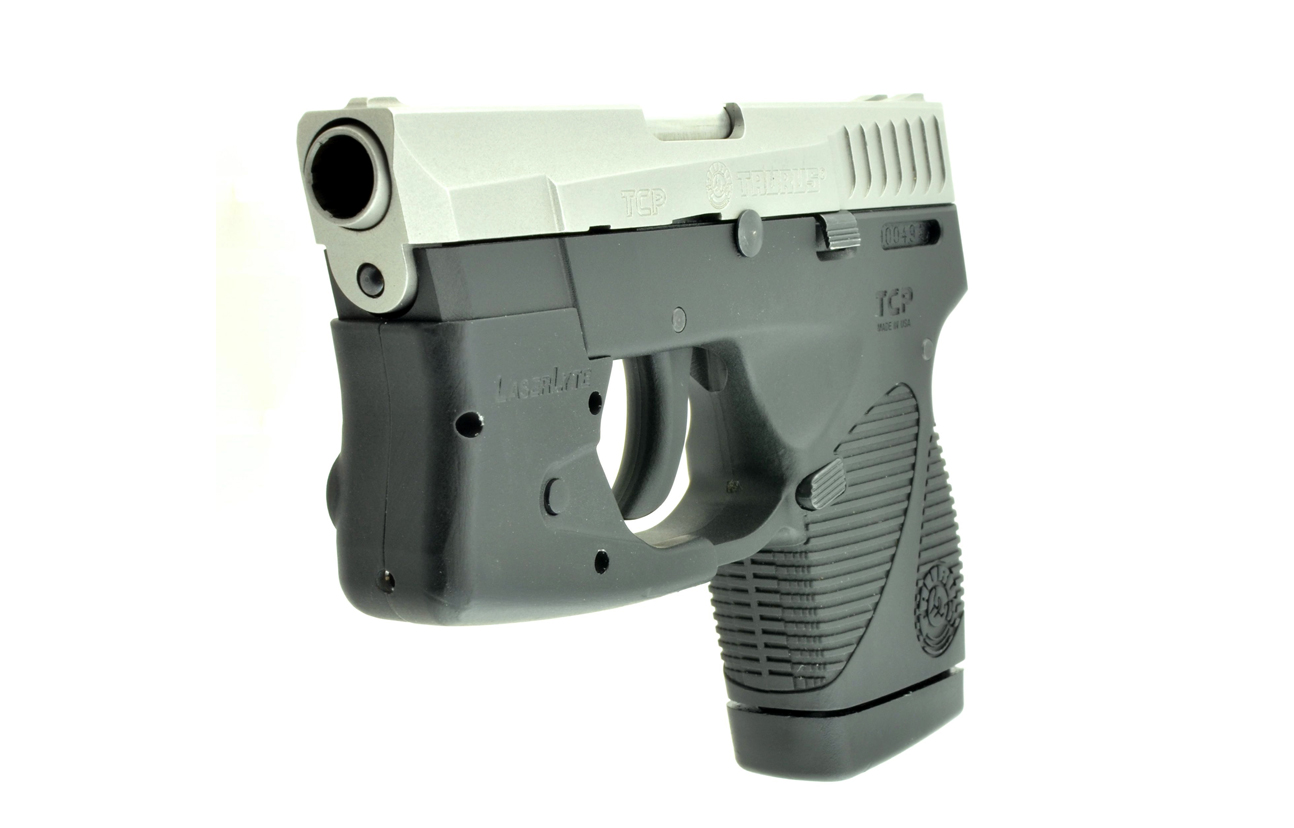 Lights, Lasers & Optics - New for 2014 | LaserLyte TGL Laser Kit for Taurus TCP Slim Pistols