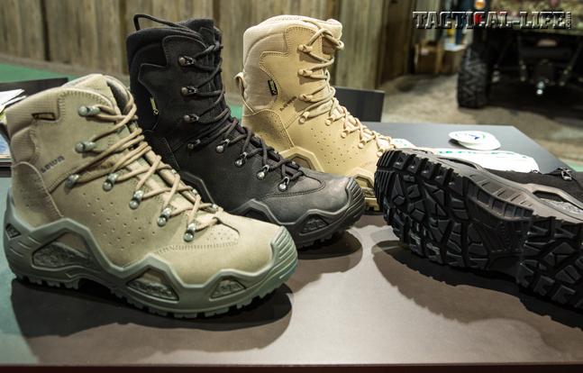 Lowa Z-Series Boots