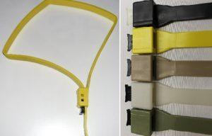 Milspec Plastics Xtreme Zip Tie