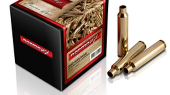 Norma Brass in 300 BLK, 6.5 Creedmoor and 6.5 Grendel