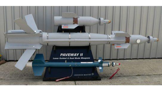 Paveway GBU-50