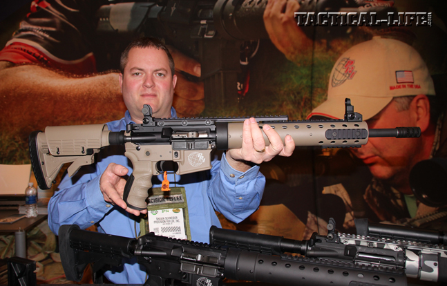 Top 25 AR Rifles for 2014 | Precision Reflex Tactical Operator