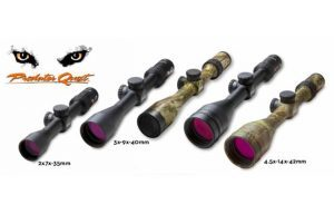Predator Quest Riflescopes