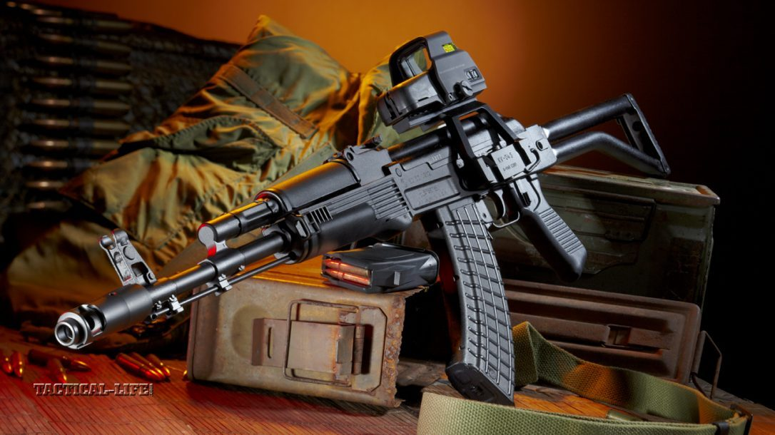 Preview: Arsenal SAM7SF 7 62mm | Gun Review