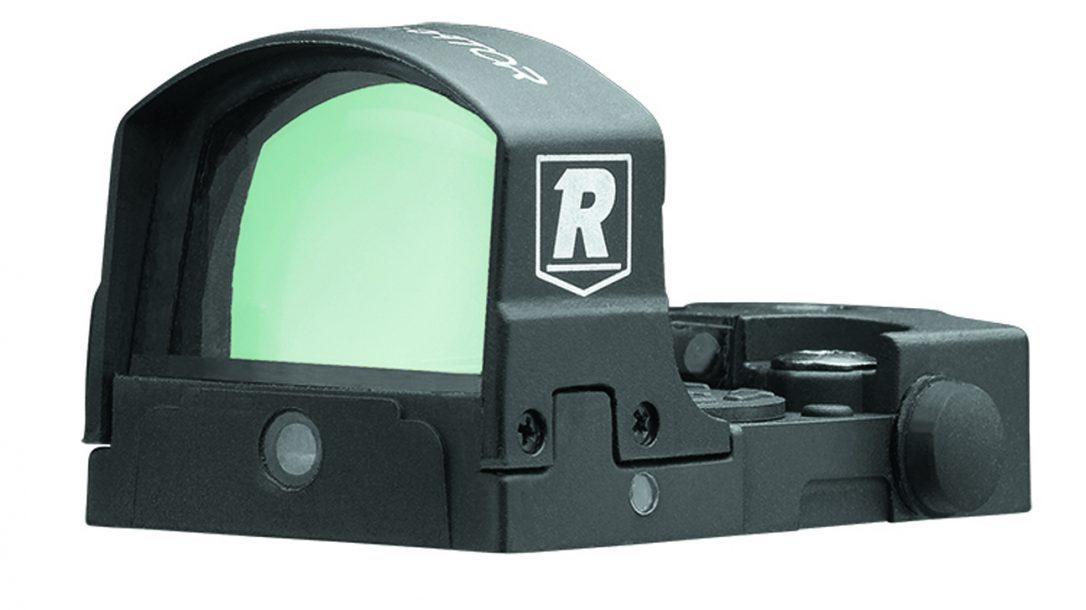 Redfield Accelerator Reflex Sight - Profile