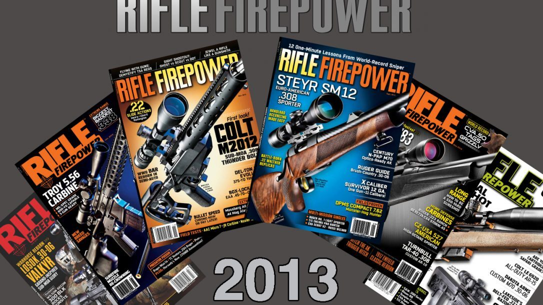Rifle Firepower - 2013 Year in Review