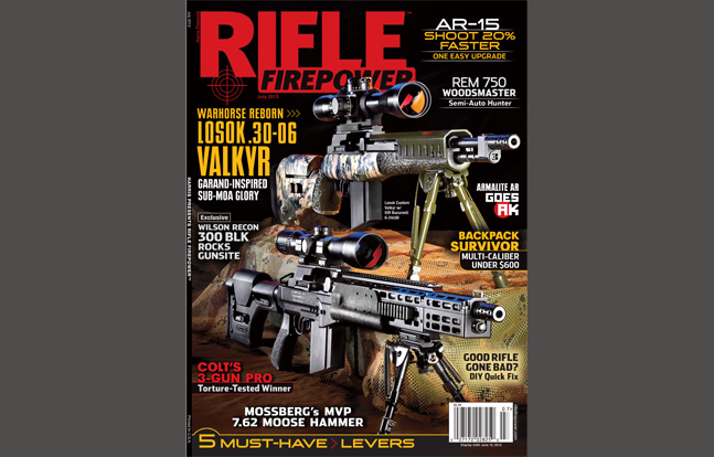 Rifle Firepower July 2013
