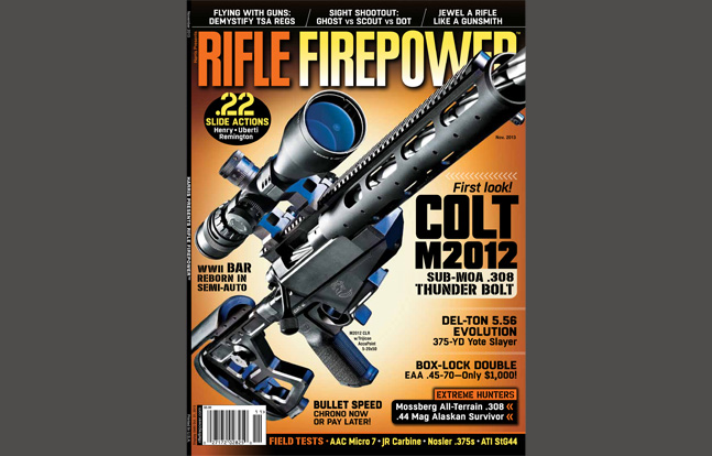 Rifle Firepower November 2013