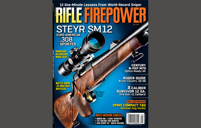 Rifle Firepower September 2013
