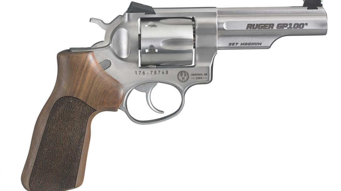 Ruger GP100 Match Champion Double-Action Revolver .357