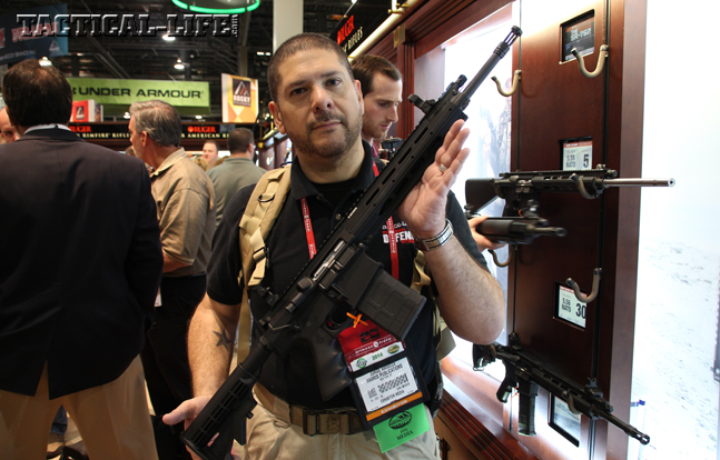 Top 25 AR Rifles for 2014 | Ruger SR-762