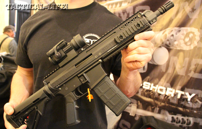 Top 25 AR Rifles for 2014 | Serbu SB-15