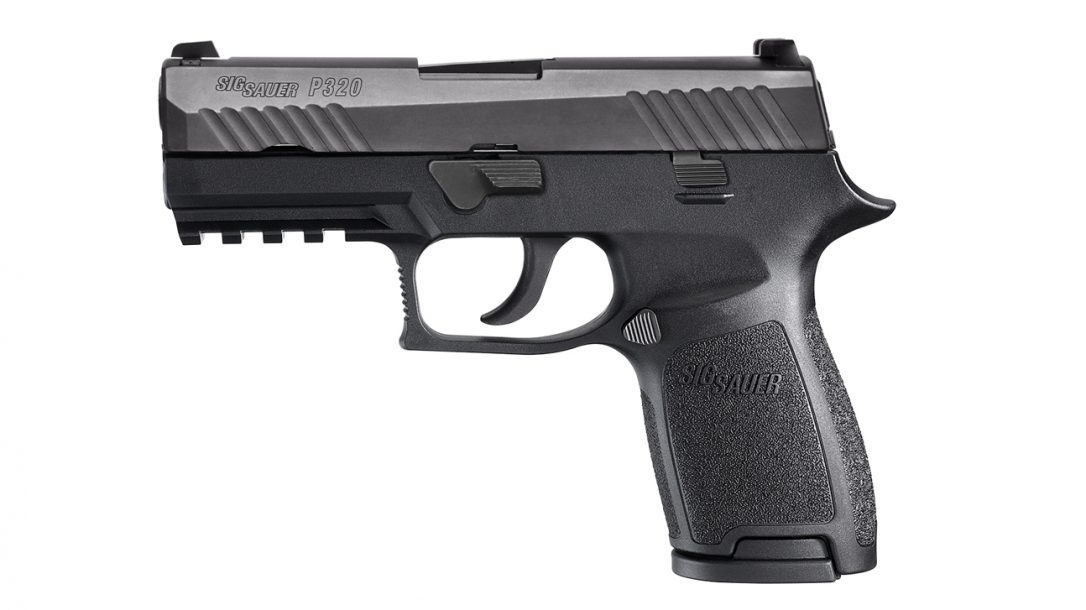 Sig Sauer 320 Polymer-Frame Duty Pistol | VIDEO