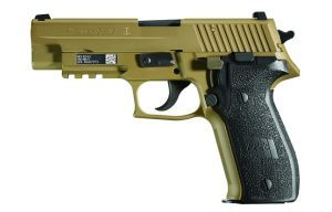 Sig Sauer Desert Models - P226 MK25