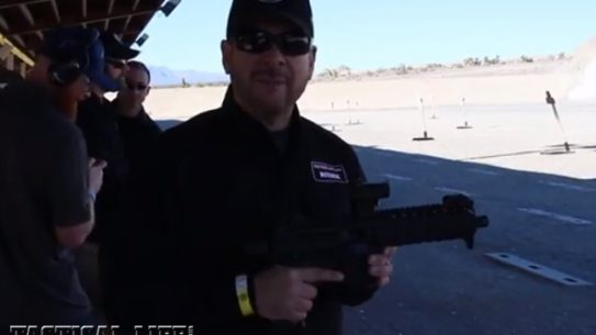 Sig Sauer M400 Carbon Fiber Rifle & MPX Pistol - Gun Review | VIDEO
