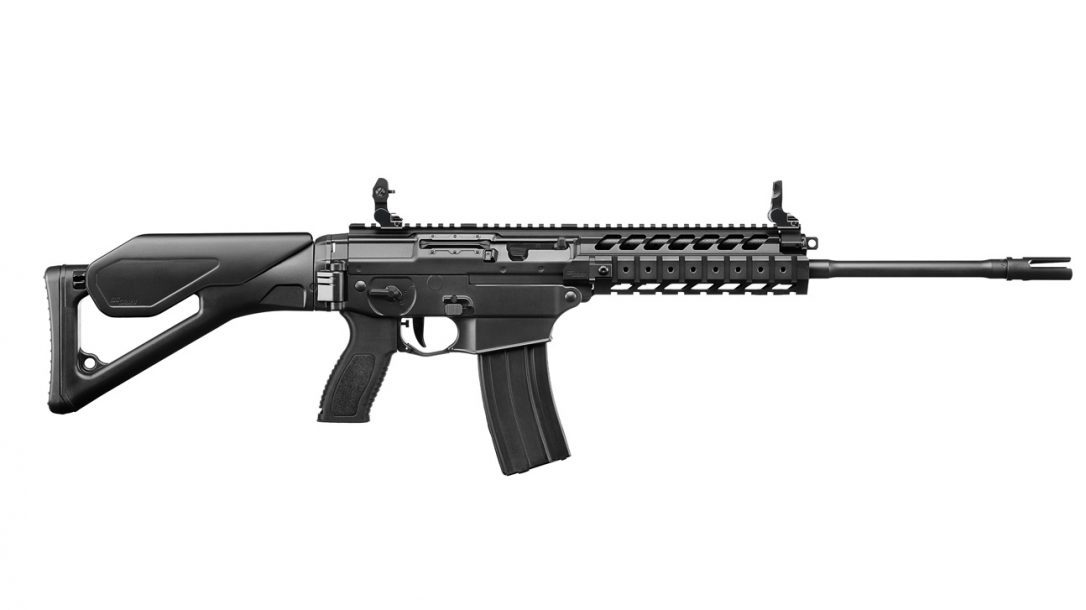 Sig Sauer SIG556xi Adaptable Rifle - SWAT 16-inch