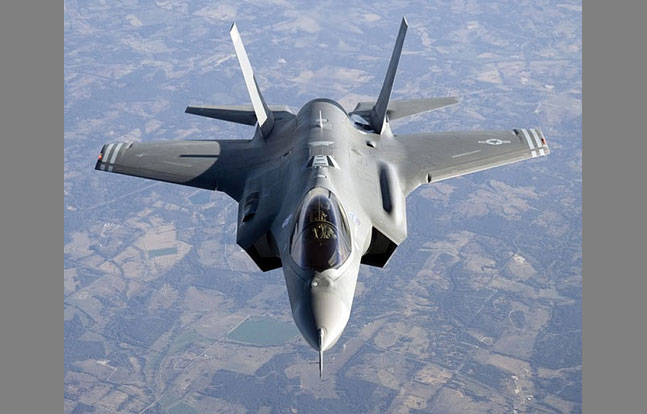 South Korea Close on F-35 Fighter Deal