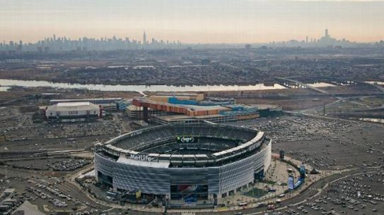Super Bowl Security Tightens