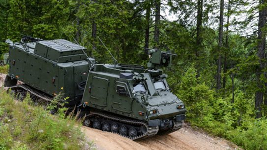 BAE Systems has signed a $120 million (SEK 800m) contract to supply an additional 102 BvS10 all-terrain vehicles to Sweden.