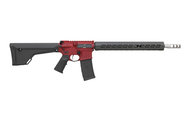Top 25 AR Rifles for 2014 | Bushmaster Enhanced Crimson XM15E2