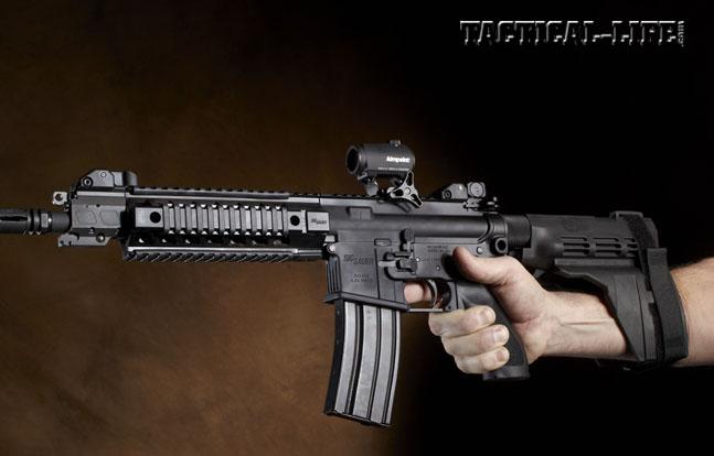Top 25 AR Rifles for 2014 | SIG516 Carbon Fiber