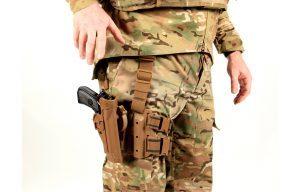 U.S. Army Adopts Blackhawk SERPA Tactical Holster