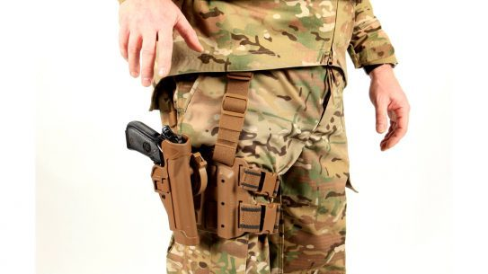 U.S. Army Adopts Blackhawk SERPA Tactical Holster