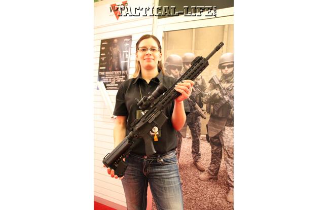 VLTOR XVI Warrior Carbine