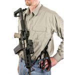 Vero Tactical Two-Point Sling at rest