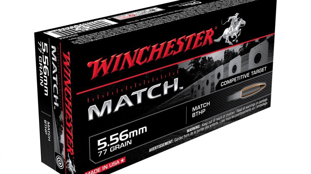 Winchester Match Ammo 5.56