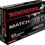 Winchester Match Ammo - 6.5 Creedmoor