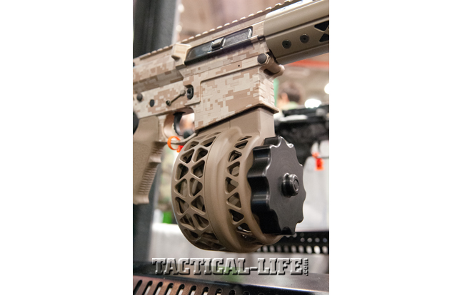 X-Products Skeletonized Drum Mags
