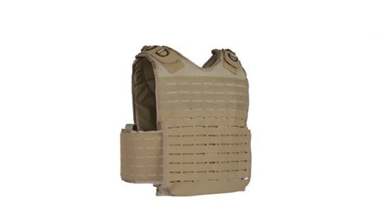 Advanced Webless System Body Armor from Safariland