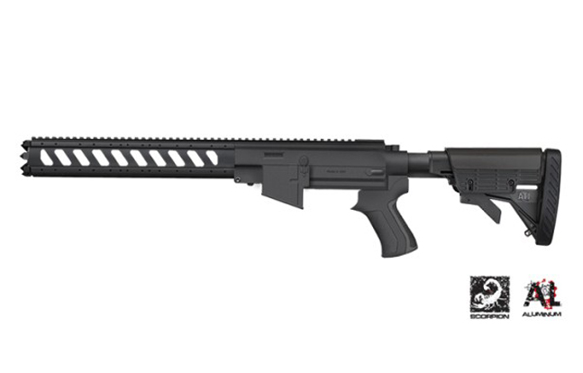 ATI Ruger 10/22 AR-22 Stock System with 6-Sided Forend