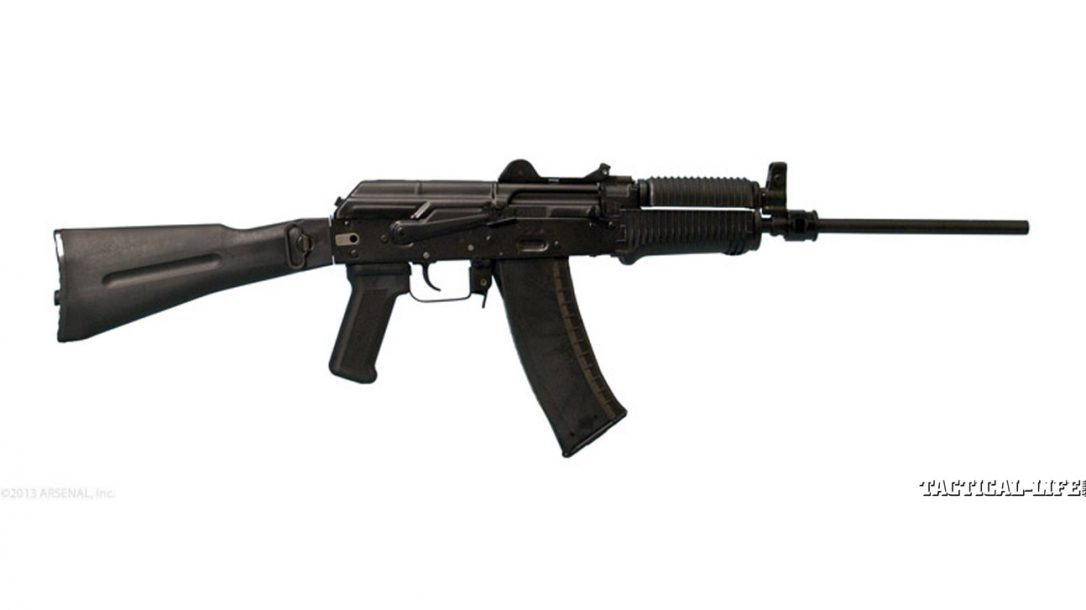 8 New AK Rifles For 2014 | Arsenal SLR-104UR Right Side