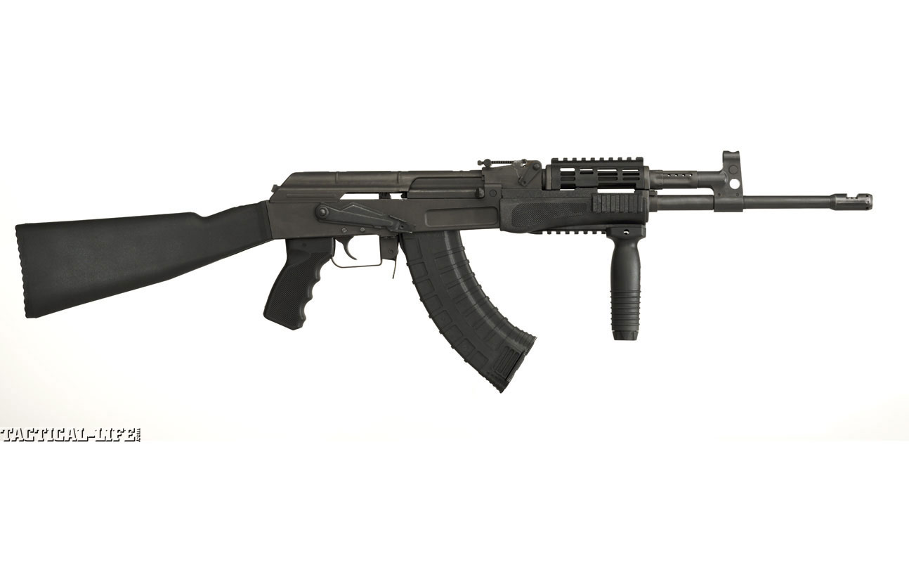 8 New AK Rifles For 2014 | Century Centurion 39 Tactical