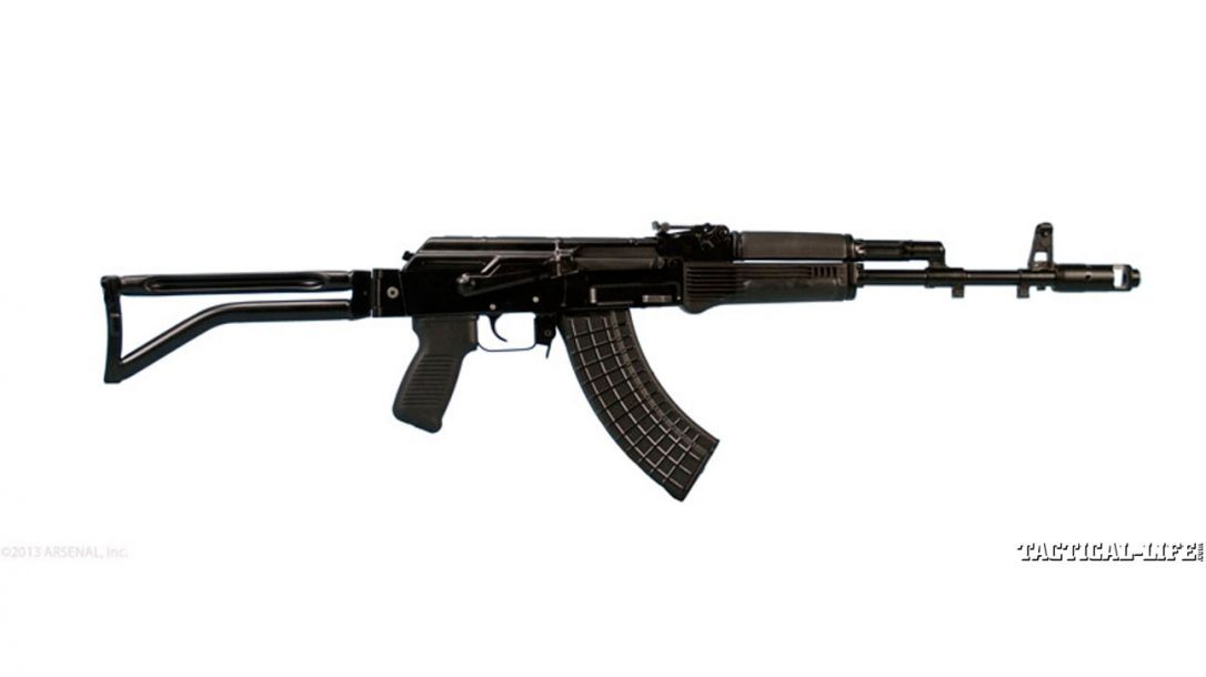 8 New AK Rifles For 2014 | Arsenal SAM7SF - Right-Side