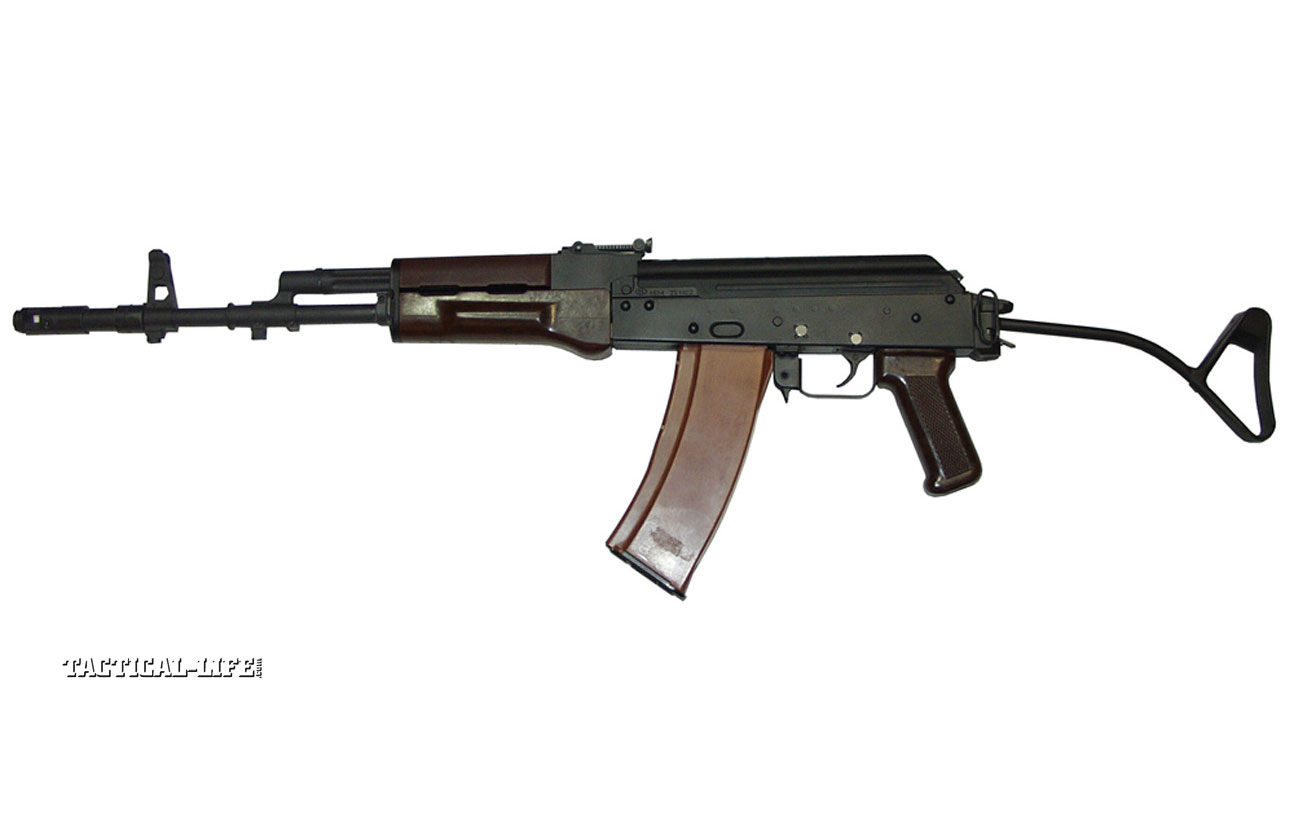 8 New AK Rifles For 2014 | High Standard WZ-88F