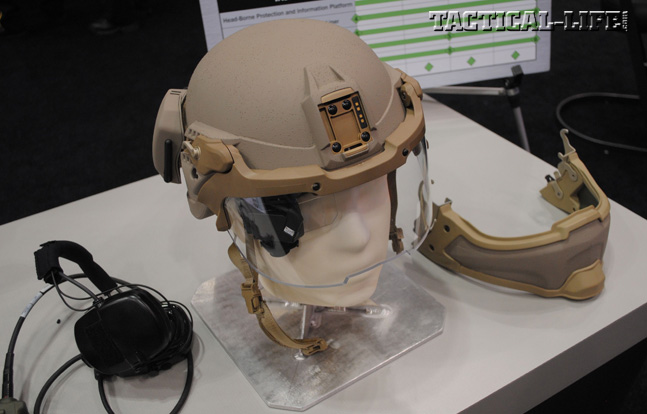 AUSA Winter Expo | HEaDS-UP Helmets