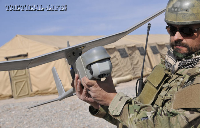 AUSA Winter Expo | Raven RQ-11B