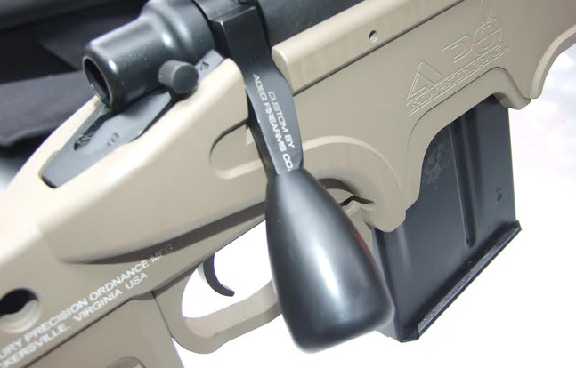 Interceptor 7.62 & .300 Win Bolt Action Rifles from AdeQ Firearms Company